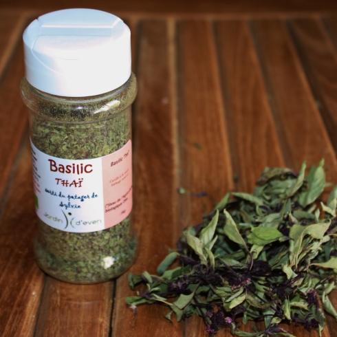 Basilic ThaÏ